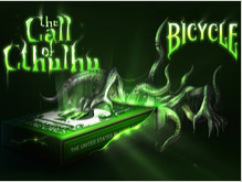 Call of Cthulhu Playing Cards