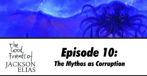 Episode 10 – The Good Friends turn a bit peculiar