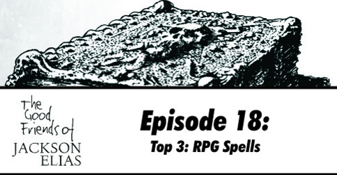 Episode 18 – The Good Friends have a funny spell