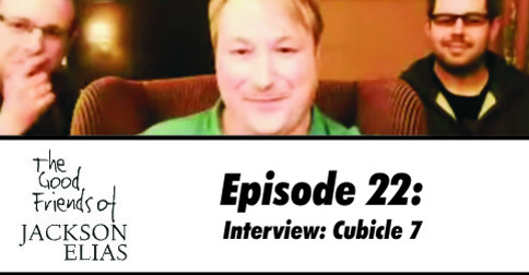 Episode 22 – The Good Friends interview Cubicle 7