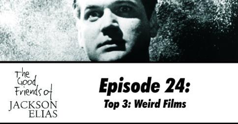 Episode 24 – The Good Friends seek out a bit of strange