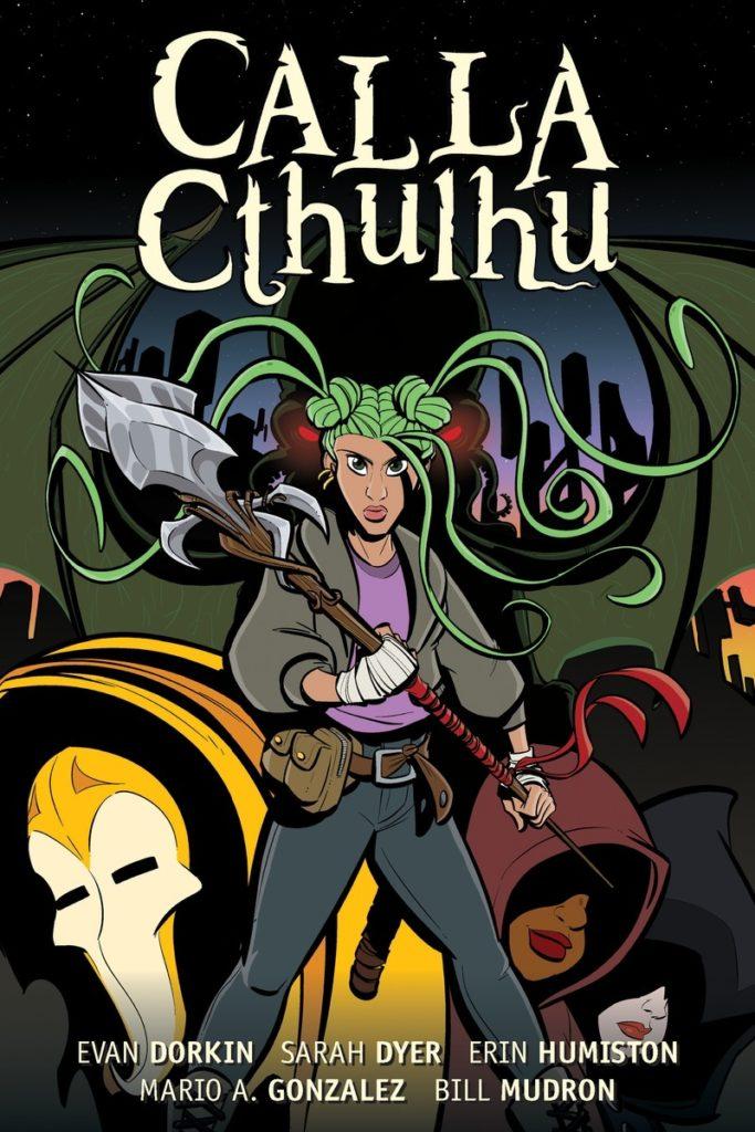 Calla Cthulhu cover