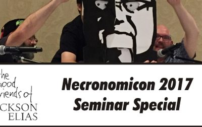 Special episode – Necronomicon 2017 live with the MUP