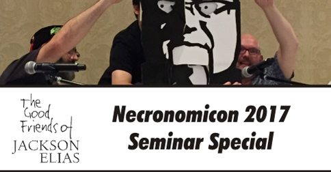 Necronomicon 2017 live recording with the Miskatonic University Podcast