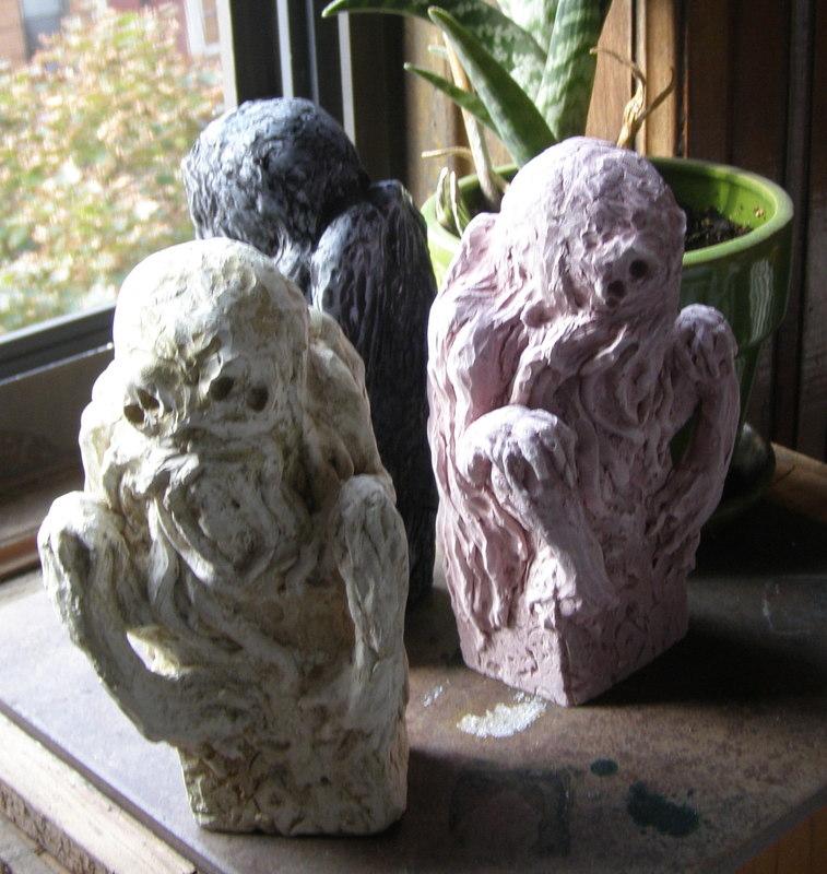Daupo figurines
