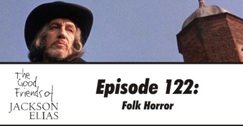 Folk Horror - Blasphemous Tomes