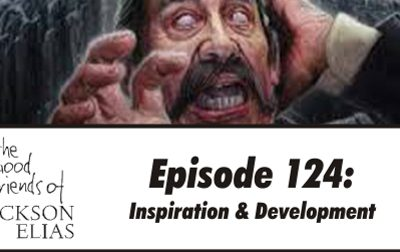 Episode 124 – The Good Friends open up to inspiration and development