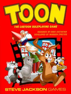 Toon cover