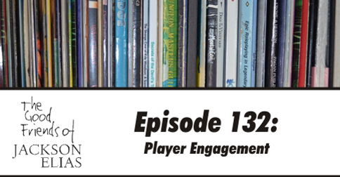 132: player engagement