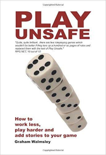 Play Unsafe cover