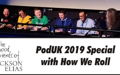 Special – Live at PodUK 2019 with How We Roll