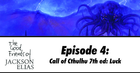 Pushed Rolls in Call of Cthulhu