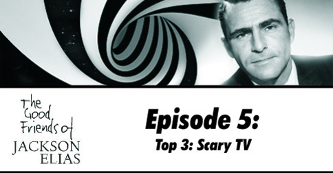 Top 5 Scary TV Programmes