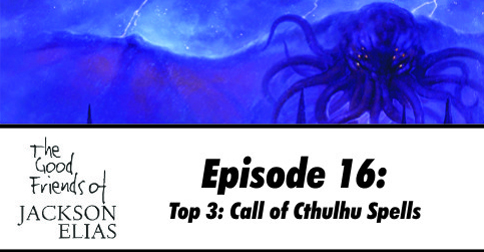 Top 3 Call of Cthulhu Spells