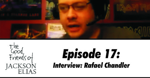 Rafael Chandler Interview