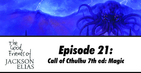 Magic in Call of Cthulhu 7th Edition