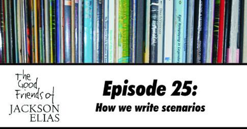 How We Write Scenarios