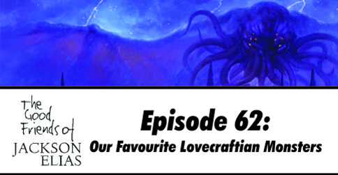 Our Favourite Lovecraftian Monsters