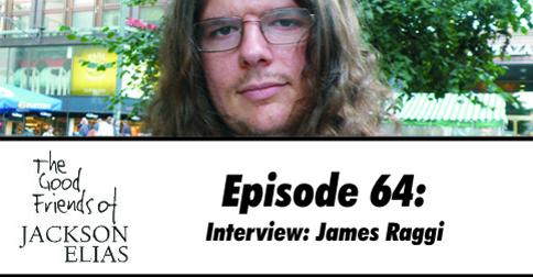 James Raggi Interview