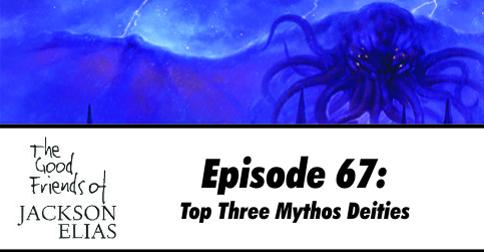 Top Three Mythos Deities