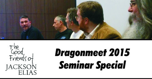 Special: Dragonmeet 2015 with The Smart Party