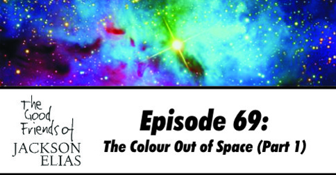 The Colour Out of Space (part 1)