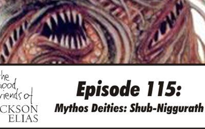 Mythos Deities: Shub-Niggurath