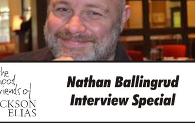 Special Episode – Nathan Ballingrud interview