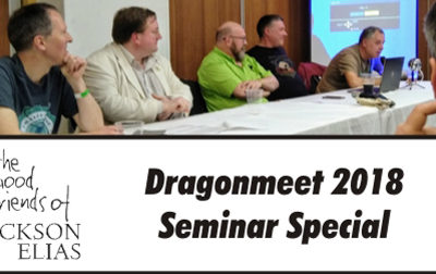 Special: Dragonmeet 2018 with The Smart Party