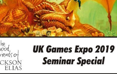 Special: UK Games Expo 2019