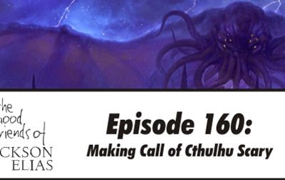 Making Call of Cthulhu Scary