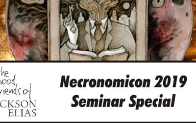 Special: Necronomicon 2019 with the Miskatonic University Podcast