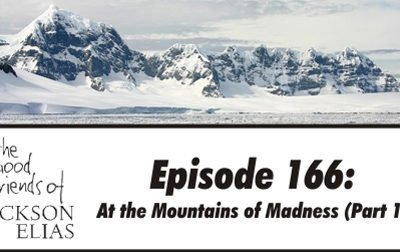 At the Mountains of Madness part 1