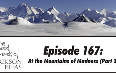 At the Mountains of Madness part 2