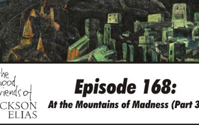 At the Mountains of Madness part 3
