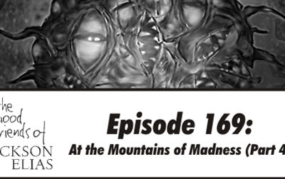 At the Mountains of Madness part 4