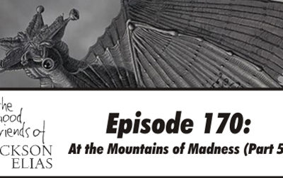 At the Mountains of Madness part 5