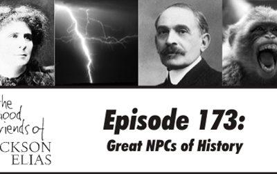 Great NPCs of History