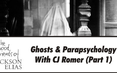 Special: Parapsychology and Ghosts – a Conversation With Christian Jensen Romer part 1