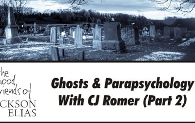 Special: Parapsychology and Ghosts – a Conversation With Christian Jensen Romer part 2