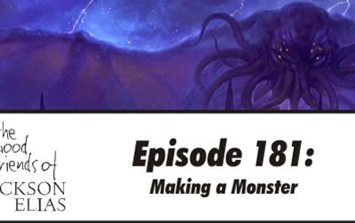 Making a Monster