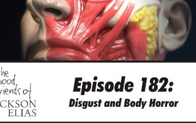 Disgust and Body Horror