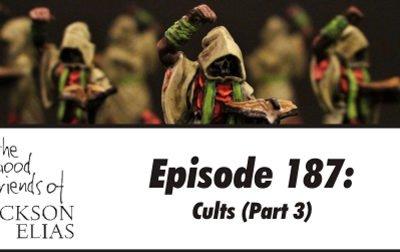 Cults part 3