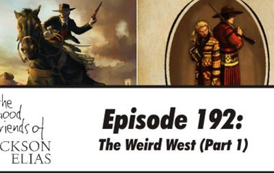 Three Views of the Weird West part 1