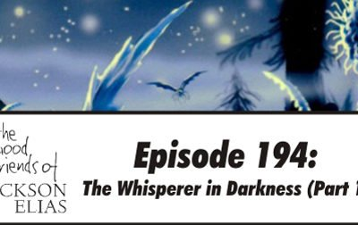 The Whisperer in Darkness part 1