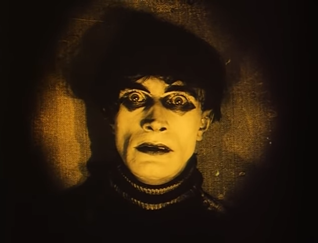 The Cabinet of Dr Caligari 1