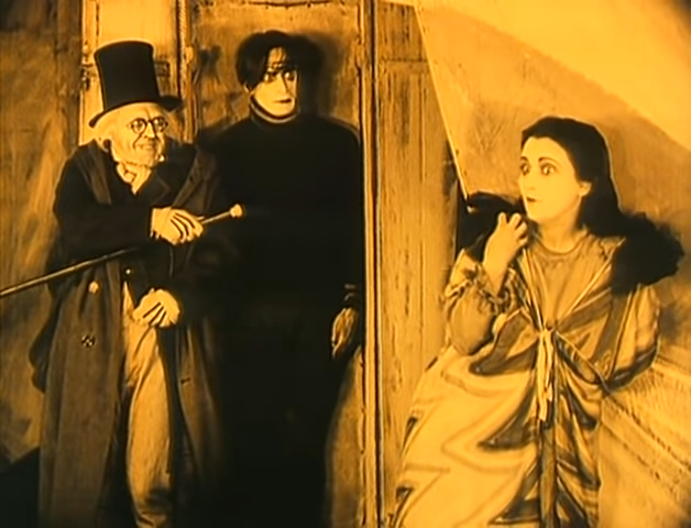 The Cabinet of Dr Caligari 2