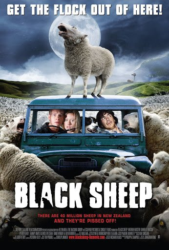 black sheep film poster