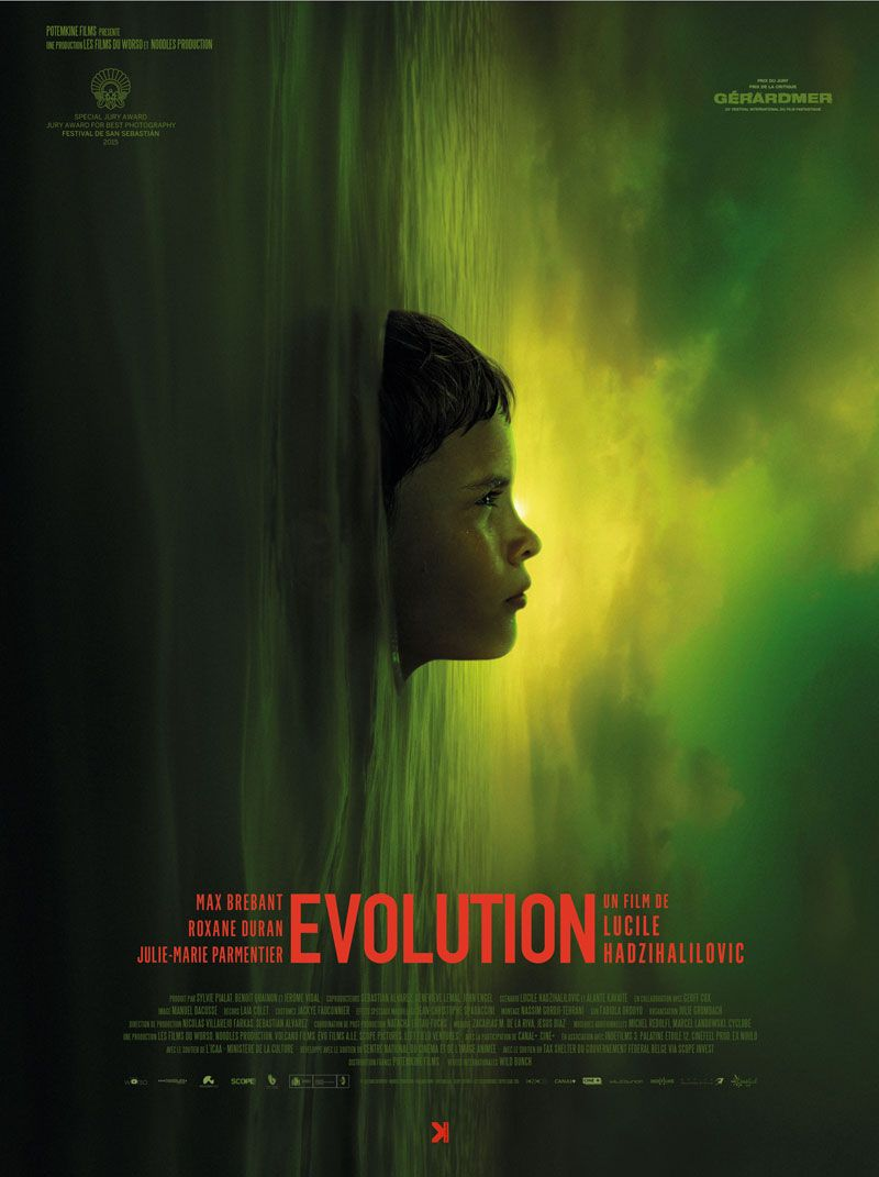 Evolution film poster