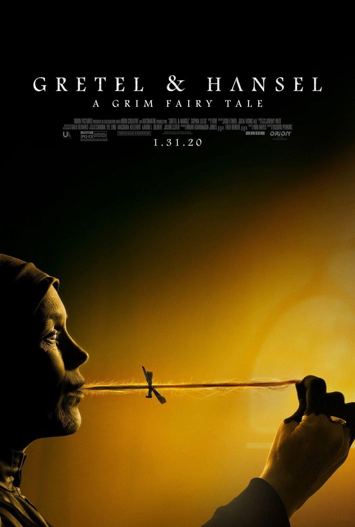 Gretel & Hansel film poster